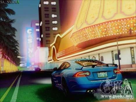 SA_Nvidia Beta para GTA San Andreas séptima pantalla
