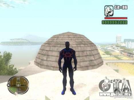 Spider Man 2099 para GTA San Andreas