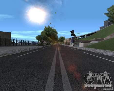 Nuevos caminos para GTA San Andreas segunda pantalla