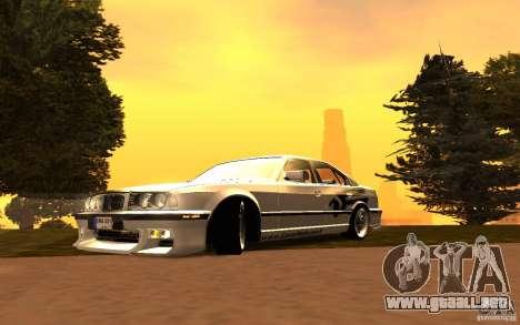 ENBSeries by RAZOR para GTA San Andreas quinta pantalla