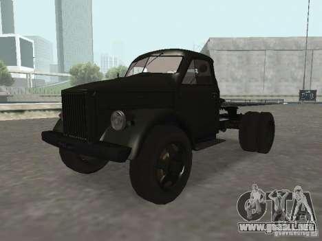 GAZ 51 p para GTA San Andreas