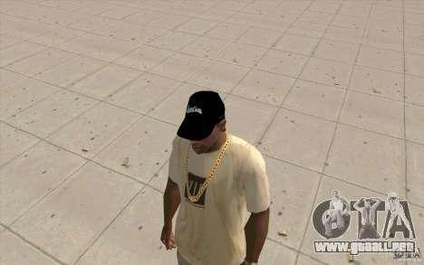 Tapa del CMI para GTA San Andreas