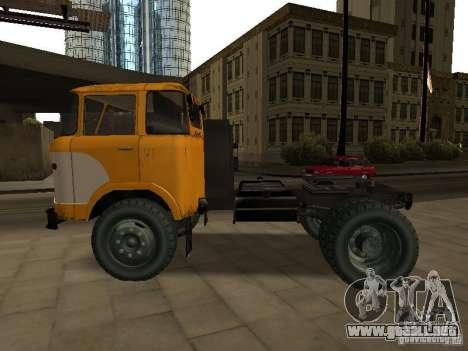 KAZ 608 para GTA San Andreas left