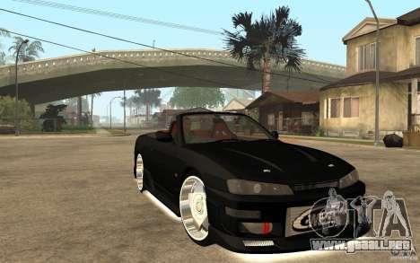 Nissan S14 HellaFlush para GTA San Andreas