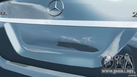 Mercedes-Benz S W221 Wald Black Bison Edition para GTA motor 4
