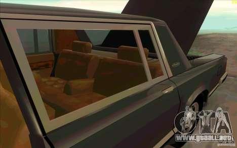 ZIL 41041 para la vista superior GTA San Andreas