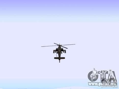 HD Hunter para la visión correcta GTA San Andreas