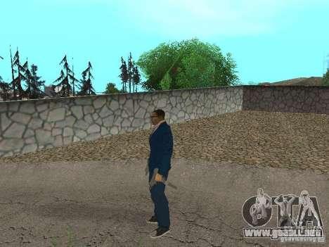 CJ Mafia Skin para GTA San Andreas séptima pantalla