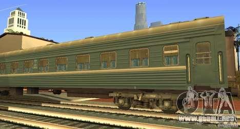 Coche de pasajeros Coupe 029-28802 para GTA San Andreas left