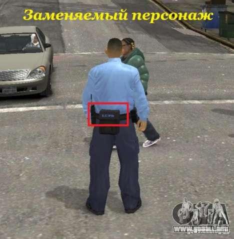 Ultimate NYPD Uniforms mod para GTA 4 octavo de pantalla