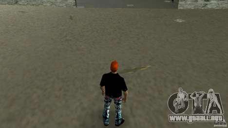 Keupon skin para GTA Vice City segunda pantalla