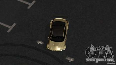 BMW E92 M3 para la visión correcta GTA San Andreas