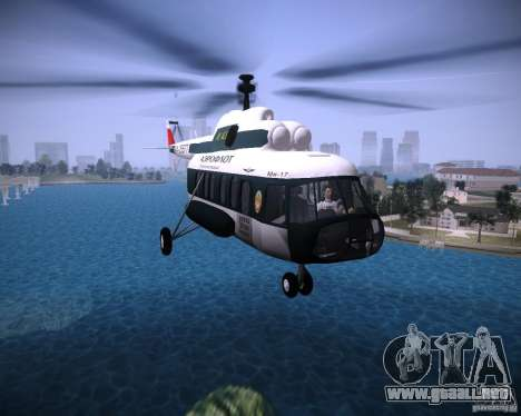 MI-8 para GTA Vice City left