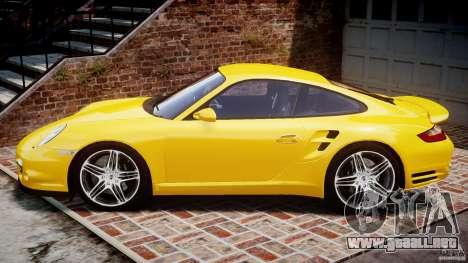 Porsche 911 (997) Turbo v1.0 para GTA 4 left
