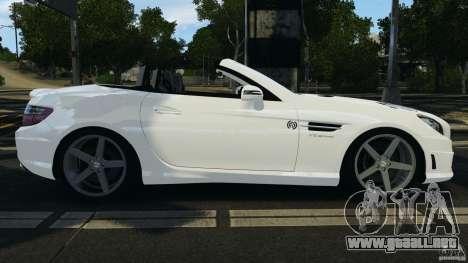Mercedes-Benz SLK 2012 v1.0 [RIV] para GTA 4 left