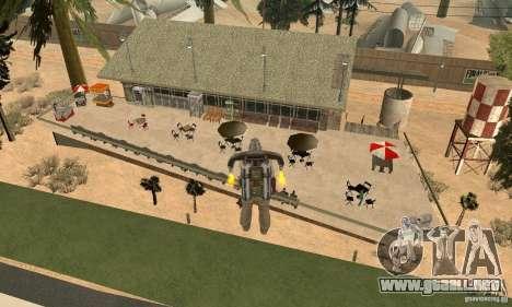 New CJs Airport para GTA San Andreas tercera pantalla