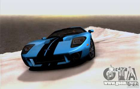 ENBSeries by HunterBoobs v3.0 para GTA San Andreas octavo de pantalla