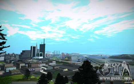 Timecyc para GTA San Andreas quinta pantalla