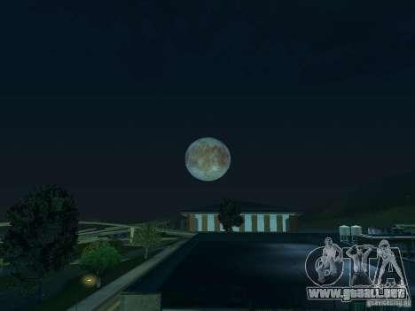 Luna: Europa para GTA San Andreas