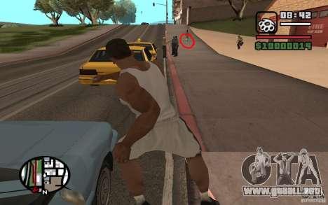 Dagas para GTA San Andreas