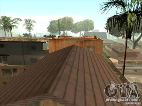 Mapa de Parkour y bmx para GTA San Andreas séptima pantalla