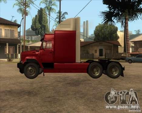 Super Zil v 2.0 para GTA San Andreas left