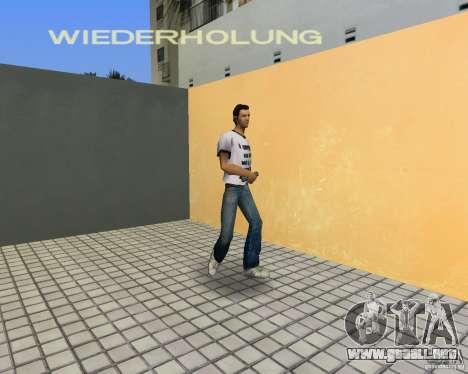 Pak de GTA 4 el Lost and Damned para GTA Vice City sexta pantalla