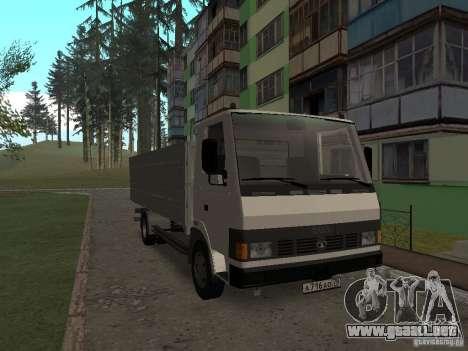 BASES T-713 v. 2 para visión interna GTA San Andreas