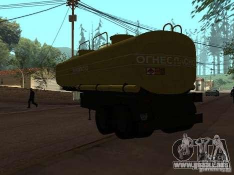 tanque de PPC para GTA San Andreas left