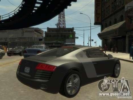 Audi R8 NFS Shift para GTA 4 visión correcta