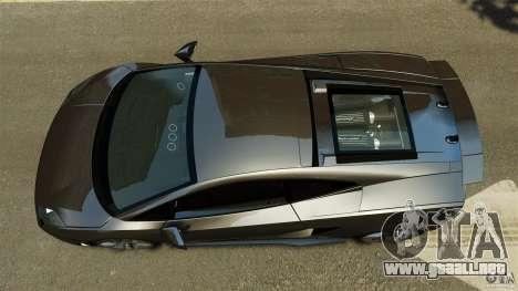 Lamborghini Gallardo LP570-4 Superleggera para GTA 4 visión correcta