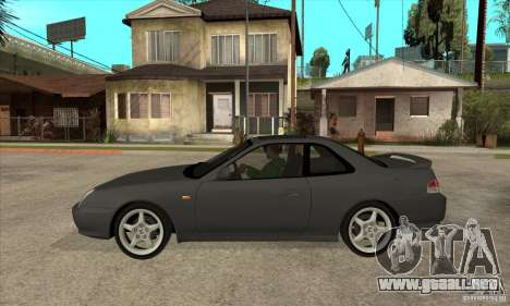 Honda Prelude SiR para GTA San Andreas left