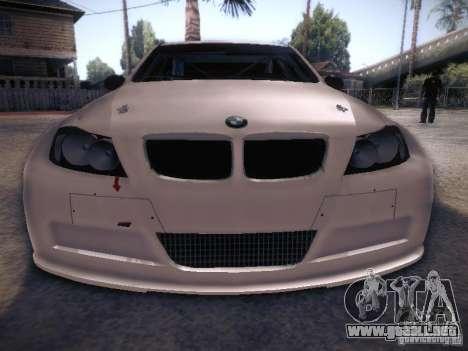 BMW 320SI Drift para la vista superior GTA San Andreas