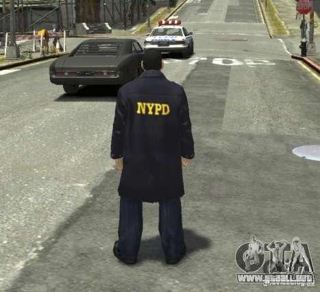 Ultimate NYPD Uniforms mod para GTA 4 quinta pantalla