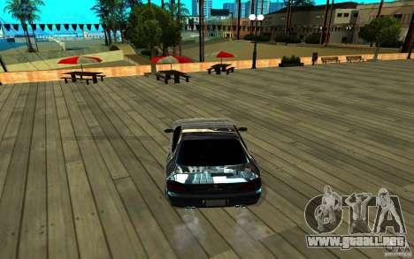 ENB para cualquier ordenador para GTA San Andreas octavo de pantalla