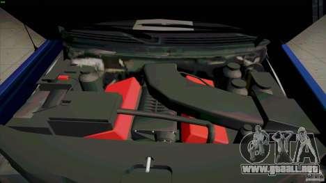 Ford Lobo Lariat Ecoboost 2013 para visión interna GTA San Andreas