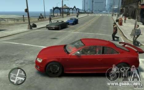 Audi S5 v2 para GTA 4 left