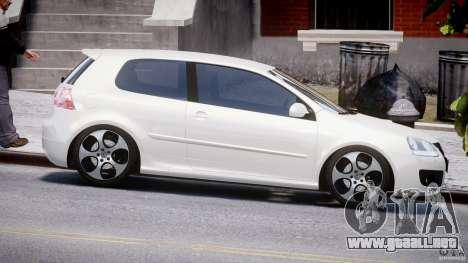 Volkswagen Golf GTI 2006 v1.0 para GTA 4 vista interior