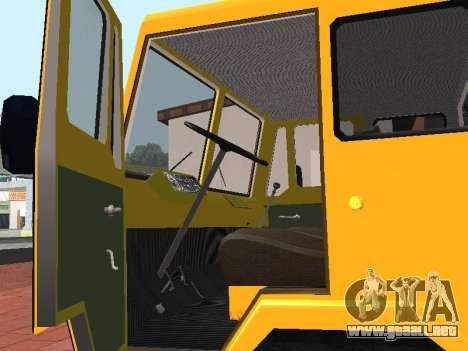 KAZ 608V para la visión correcta GTA San Andreas