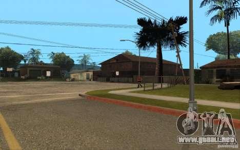S.T.A.L.K.E.R House para GTA San Andreas quinta pantalla