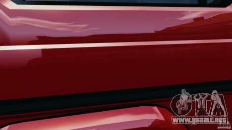 Mercedes-Benz G55 AMG para GTA motor 4