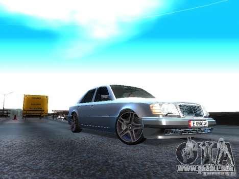 Mercedes-Benz E500 W124 para GTA San Andreas