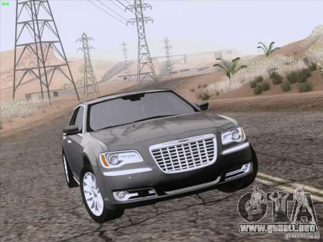 Chrysler 300 Limited 2013 para las ruedas de GTA San Andreas