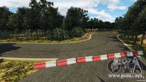 Bihoku Drift Track v1.0 para GTA 4 séptima pantalla