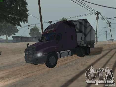 Freightliner Cascadia para GTA San Andreas