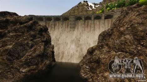 Countryside Mountains V para GTA 4 séptima pantalla