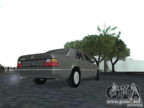 Mercedes-Benz 250D para la visión correcta GTA San Andreas