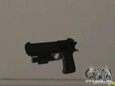 Armas de la COD MW 2 para GTA San Andreas séptima pantalla