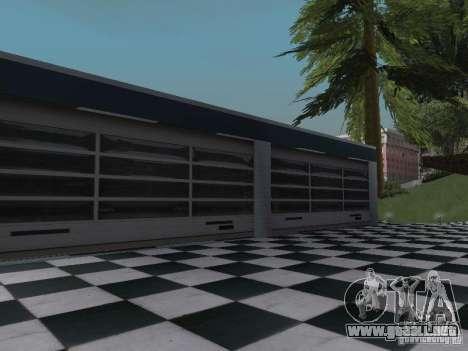 New Doherty para GTA San Andreas sucesivamente de pantalla