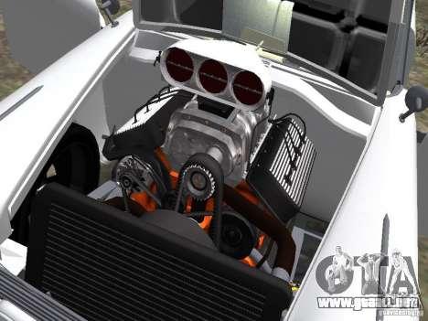 Plymouth Savoy 57 para GTA 4 vista lateral
